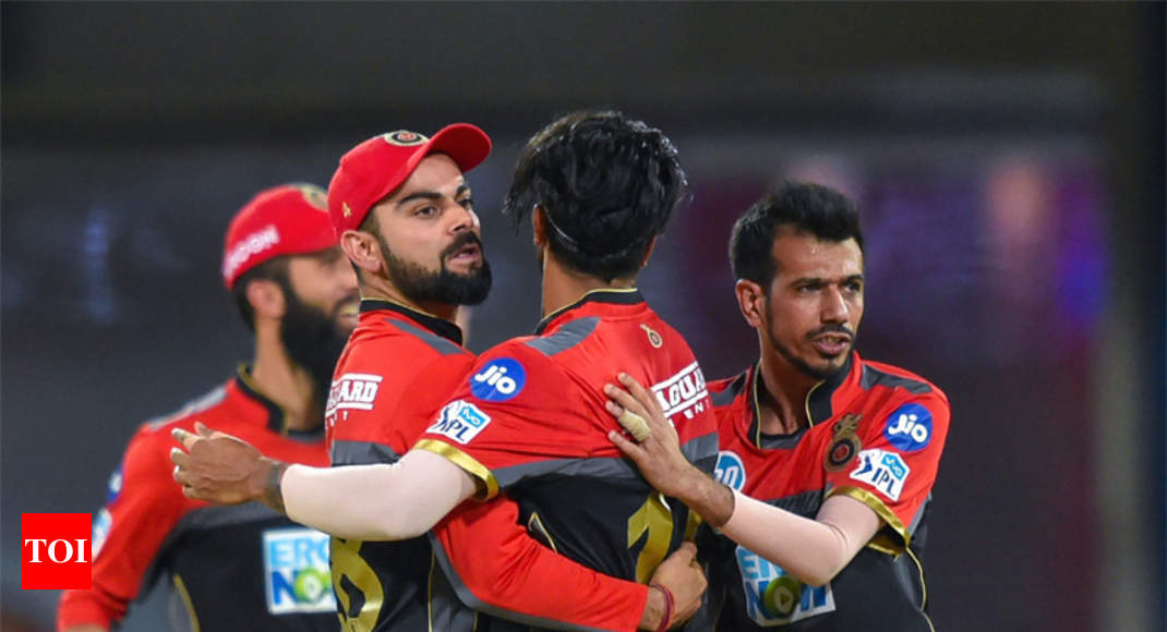 IPL 2018: Kings XI Punjab trounced by Kohli's Royal Challengers Bangalore |  Cricket News - Times of India