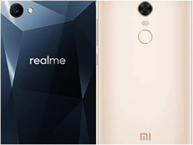 Realme 1 vs Xiaomi Redmi Note 5: Which one to buy