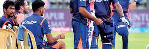 Mumbai Indians in tricky situation again as they face struggling Kings XI in do-or-die clash at Wankhede tonight