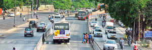 All routes for a BRTS facelift go to Ahmedabad
