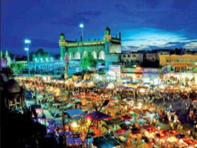 old city: Free parking arrangements for Old City this Ramzan