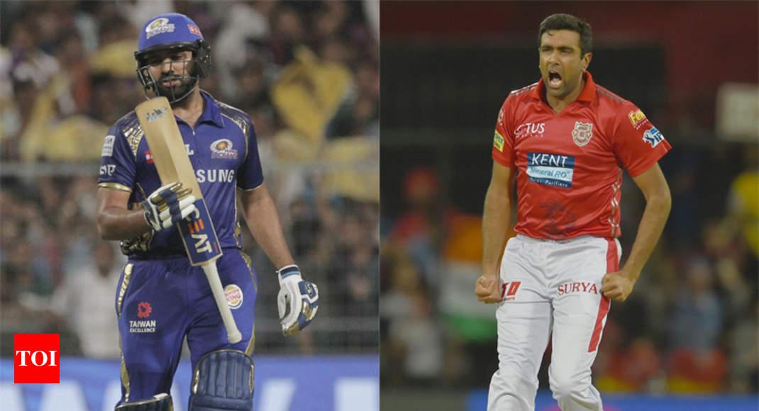 IPL Live Score, MI vs KXIP: Andrew Tye triple-strike jolts Mumbai Indians | Cricket News