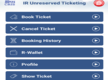 Now book unreserved tickets online as ECoR launches UTS app