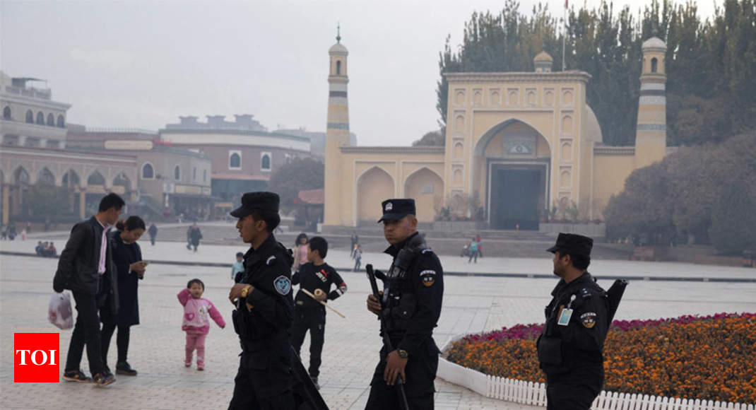 'Worse than prison': A rare look inside China's detention camps to 'brainwash' Muslims - Times of India