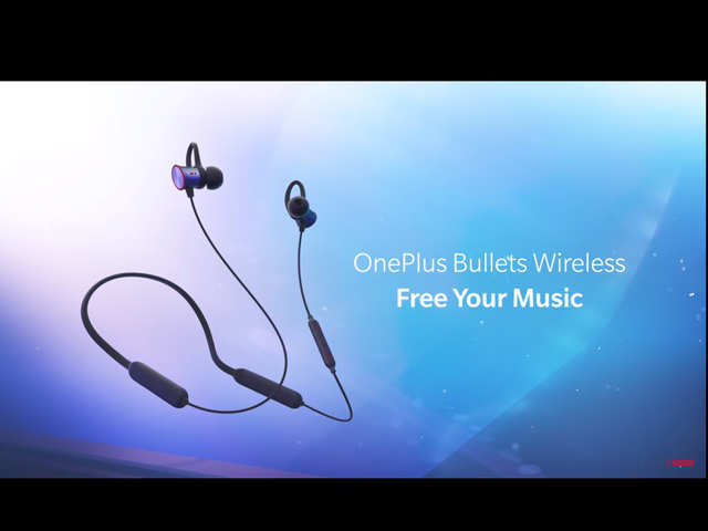 OnePlus Bullets wireless earphones launched in India: Price ...