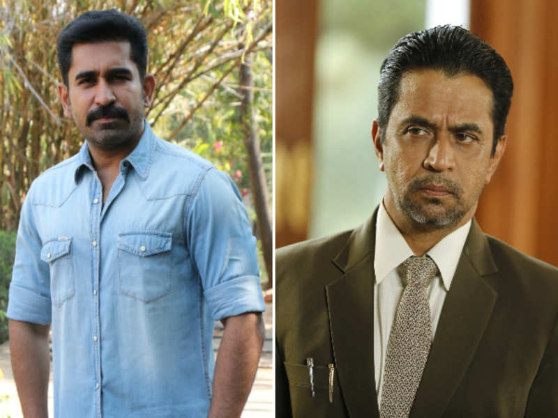 Arjun is part of Vijay Antony's 'Kolaikaran'
