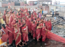 Women celebrate Hindu festival at banks of River Godavari