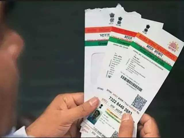 how to change the address in aadhar card gadgets now