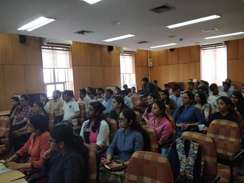 Chartered Accountancy students visited RBI
