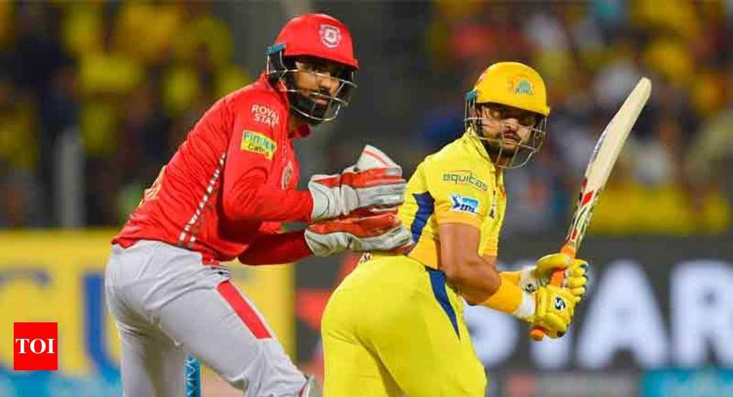 Chennai win battle of kings, Punjab out