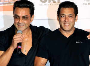Salman to produce Bobby Deol's next movie?