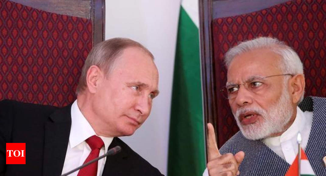Why Russia still matters so much to India - Times of India