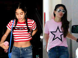 The cost of Janhvi & Kareena's T-shirts will shock you!