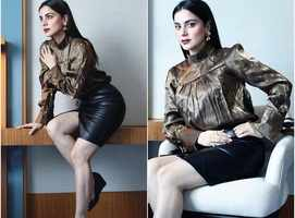 Shraddha Arya is a stunner in real life; pics