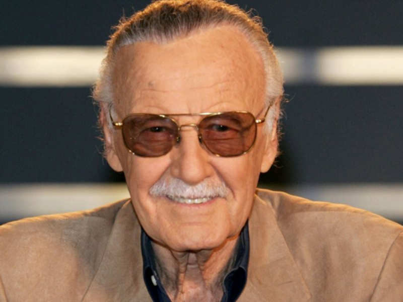 Tom Holland Is The Spider Man I Envisioned Says Stan Lee English Movie News Times Of India