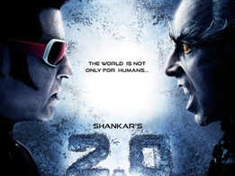 Rajinikanth's '2.0' teaser to be released during T-20 league 2018 finals?