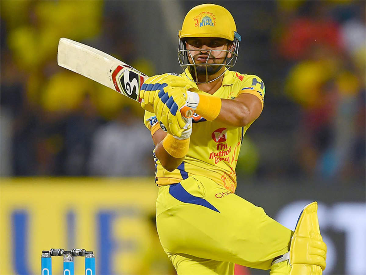 IPL: IPL 2018: Will play-offs boss Suresh Raina deliver again for CSK? | Cricket News - Times of India