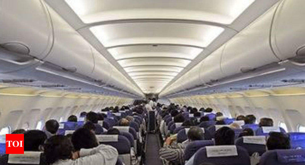 c6215661a6e5 Flight cancellation charges  Government moots full refund if air tickets  cancelled within 24 hours of booking - Times of India