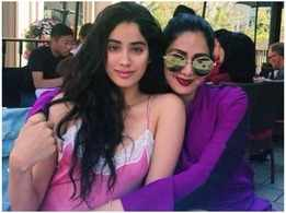 Video of Janhvi Kapoor's first media interaction goes viral