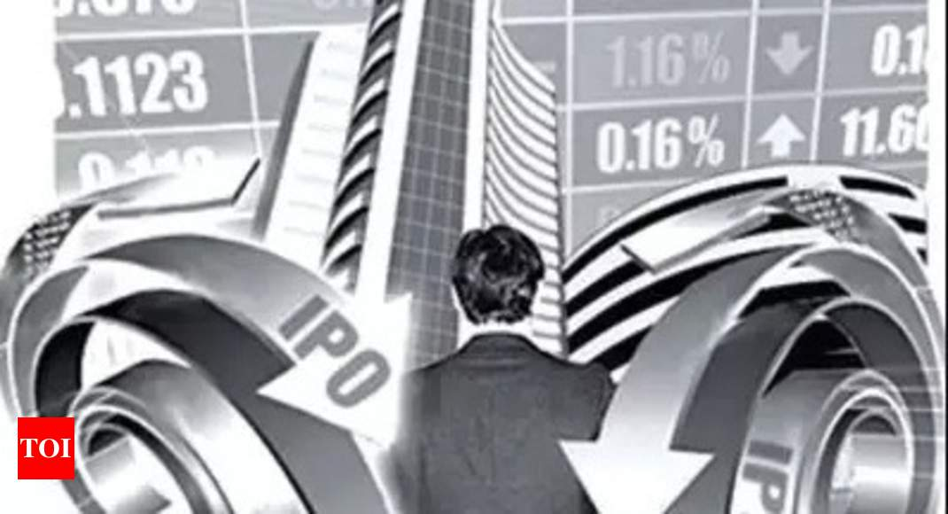 Ipo shares sold off