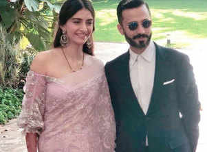 Sonam unaware about Anand's changed name