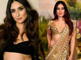 Kareena Kapoor Khan flaunts her sexy abs