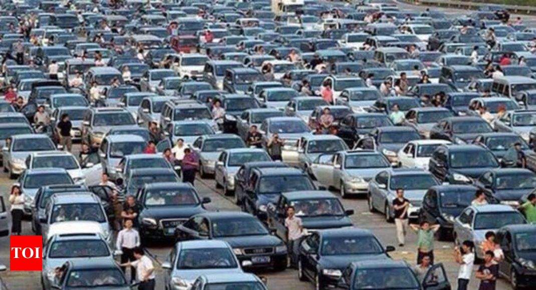 08f52fe38a Viral post of  mass desertion  of cars in Germany due to rising fuel prices  turns out to be fake - Times of India