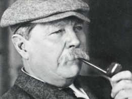 Wow facts about Arthur Conan Doyle
