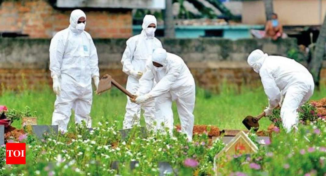 photo - Nipah apprehension is now a social downside; neatly being workers ostracised, crematorium crew shun victims of virus - Situations of India