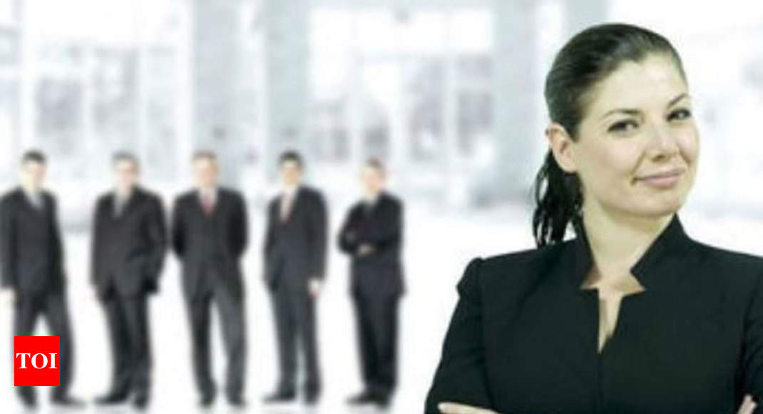 Companies to rope in more women for top roles - Times of India