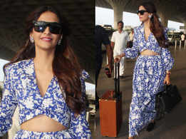 This is why Sonam Kapoor's luggage bag is not ordinary