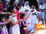 Ganga Dussehra celebrations across India