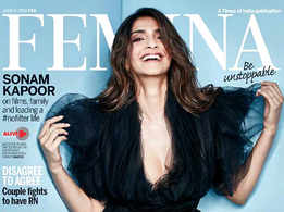 You need to see Sonam Kapoor's latest cover shoot