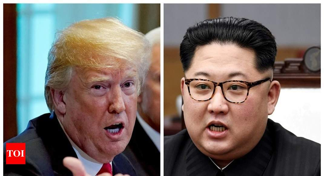 Donald Trump leaves open possibility of June 12 summit with North ...