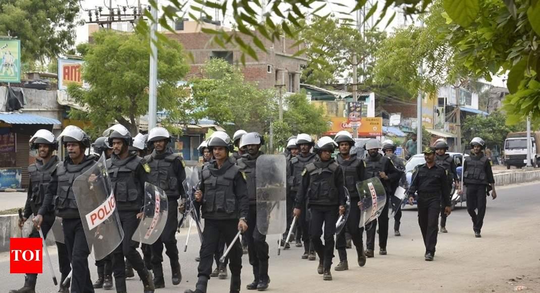 Tamil Nadu report to Centre: 'Anti-socials' prompted firing in Tuticorin