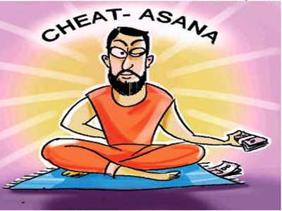 Yoga association head gets twisted up in charges of forgery