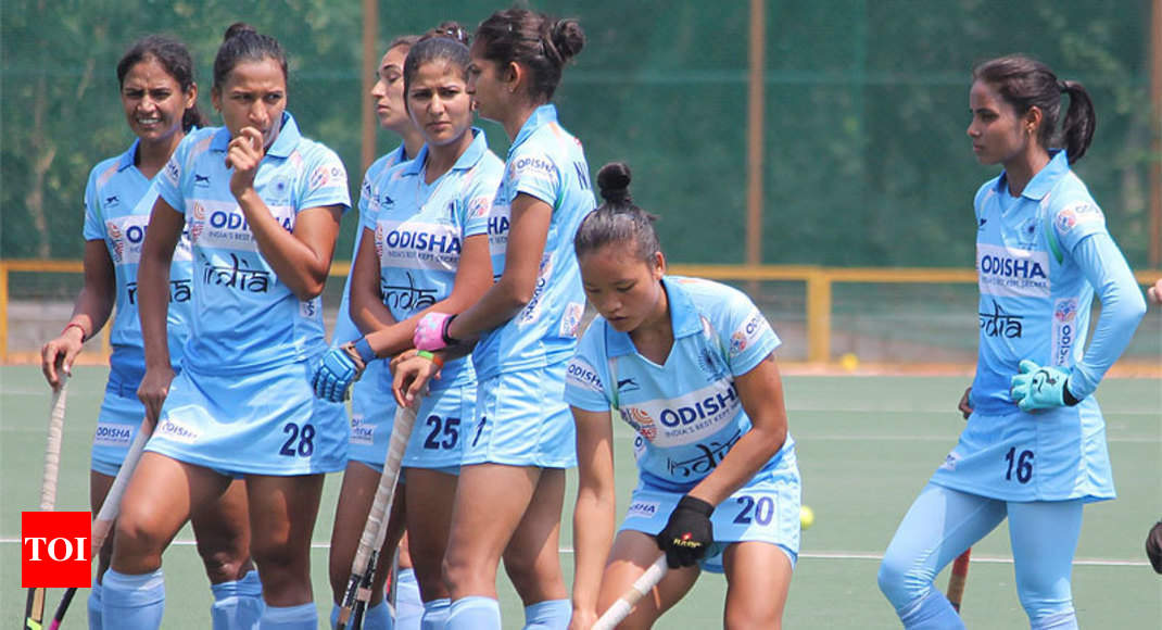 Hockey India Names 48 Players For Senior Women S National Camp