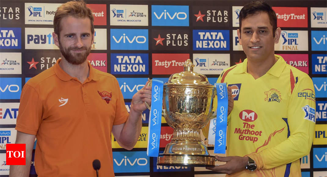 IPL 2018 final preview: Can CSK be 'super' again in title clash against Sunrisers Hyderabad? - Times of India ?