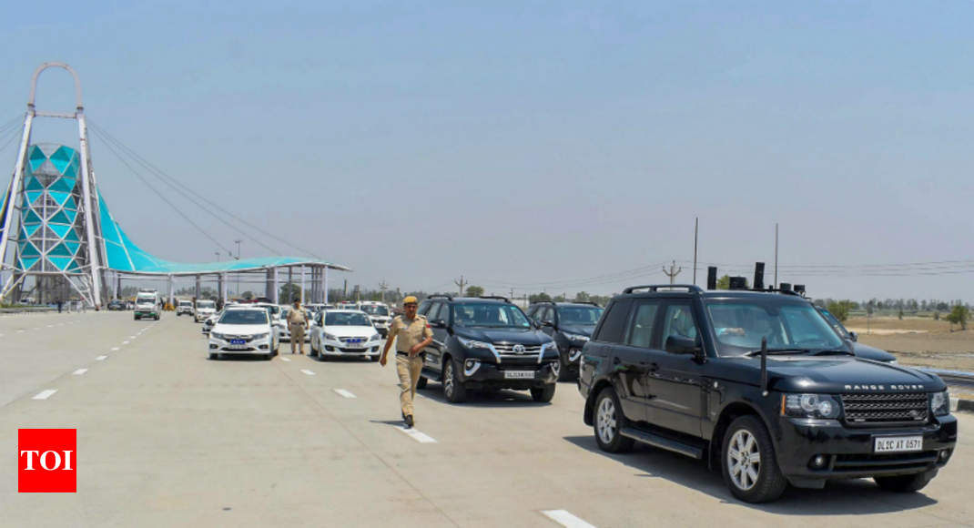 Delhi-Meerut and Eastern Periphery Expressway inaugurated: All you want to know - Times of India