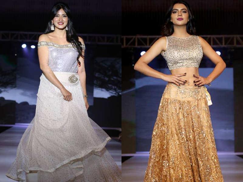 Two days of fashion and fun at Bangalore Times Fashion Week 2018
