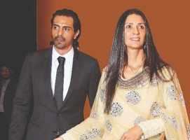Arjun-Mehr Rampal announce their separation