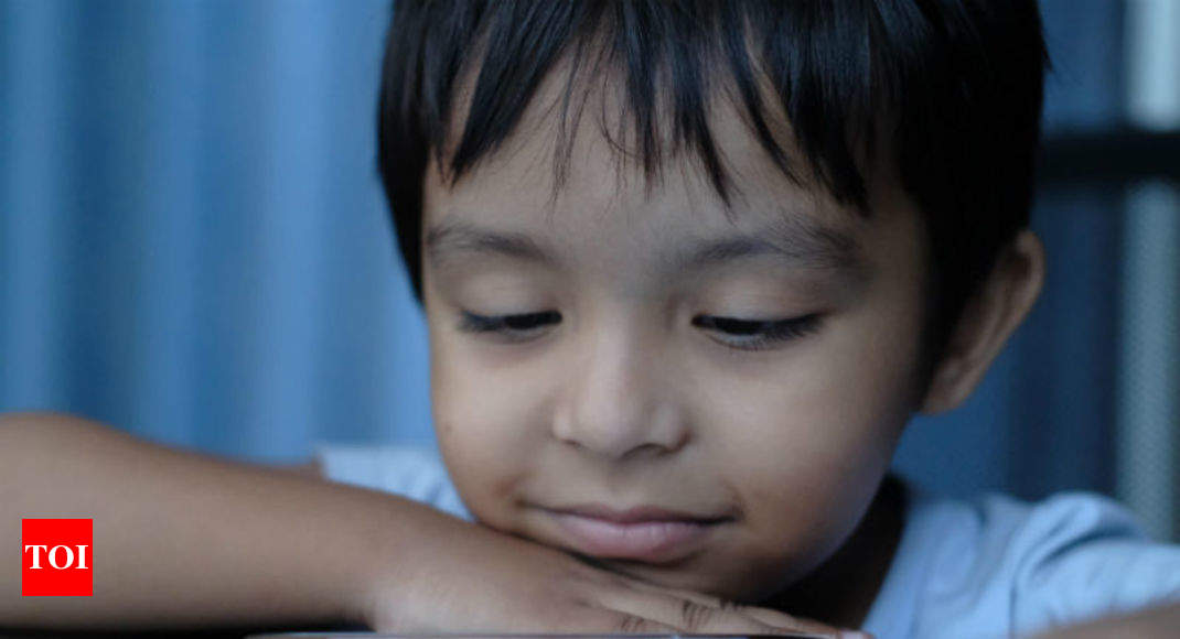 Too Much Screen Time Is Taking A Toll On Kids Health Times Of India