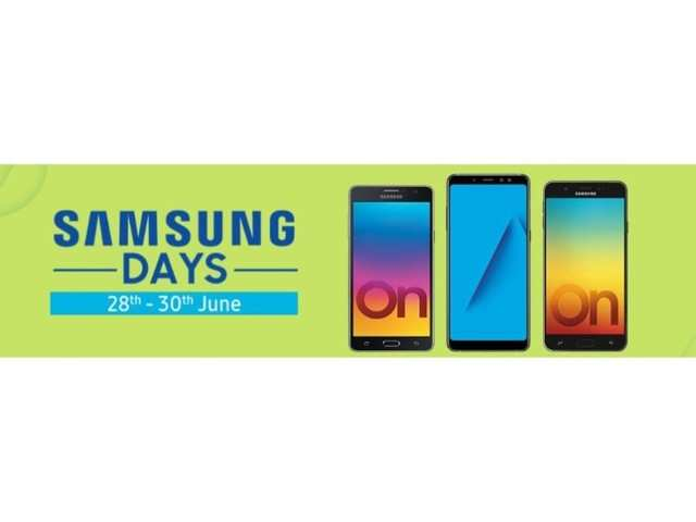 Amazon Samsung Days: Discounts up to Rs 14,000 on smartphones, smartwatches and accessories