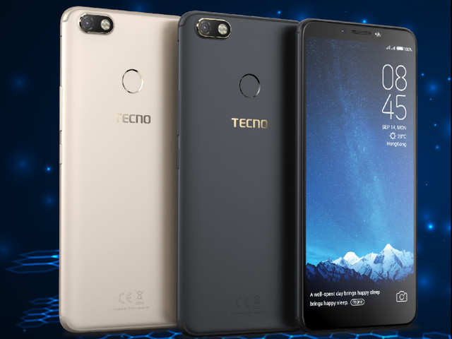 The Tecno Camon iClick is powered by a 2GHz 64-bit octa-core Mediatek Helio P23 processor with 4GB of RAM along with 64 GB of internal storage.
