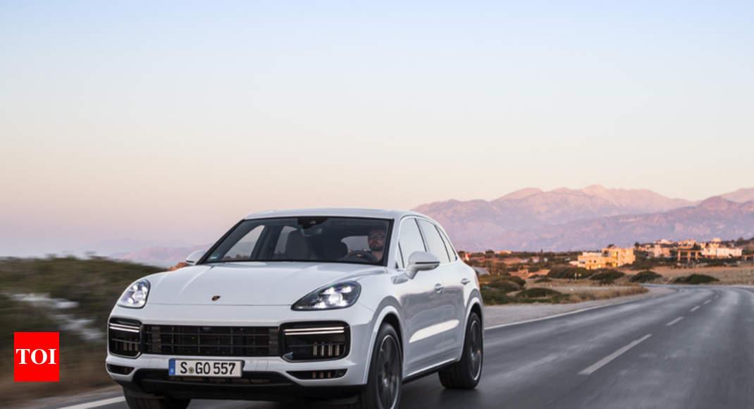 Porsche Cayenne Price At Rs 1 92 Crore Porsche Launches The New