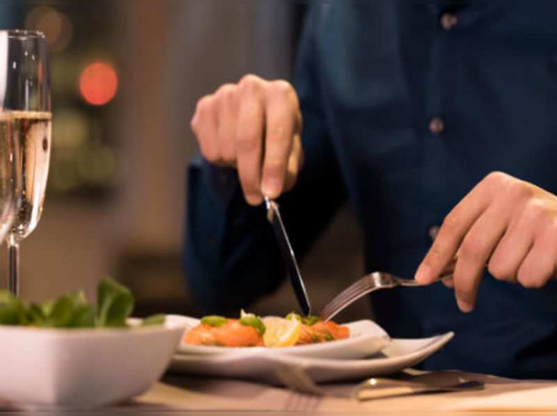 Using a fork instead of a spoon will make you lose weight, say studies