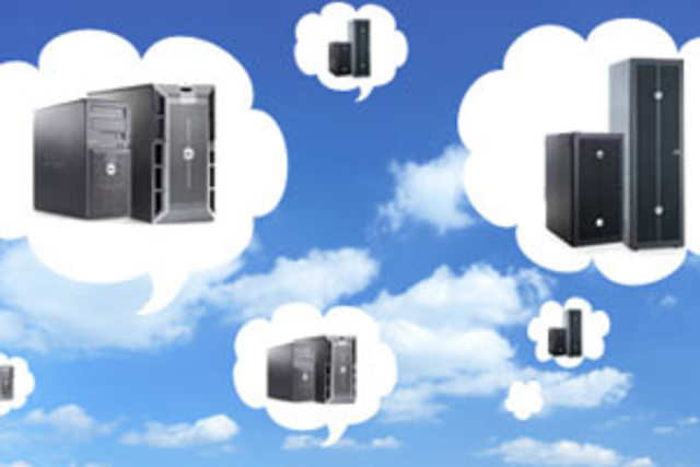 The partnership involves integration of HP hardware with  Microsoft's virtualization software