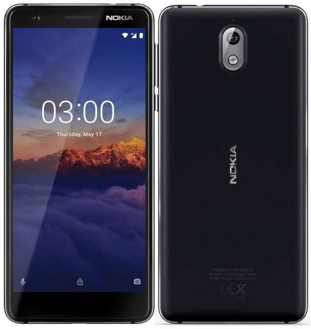 HMD Global launches Nokia 5.1, Nokia 3.1 and Nokia 2.1 smartphones
