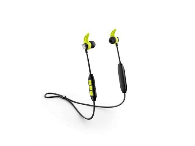 Image result for Sennheiser launches wireless new in-ear Bluetooth headphones in India