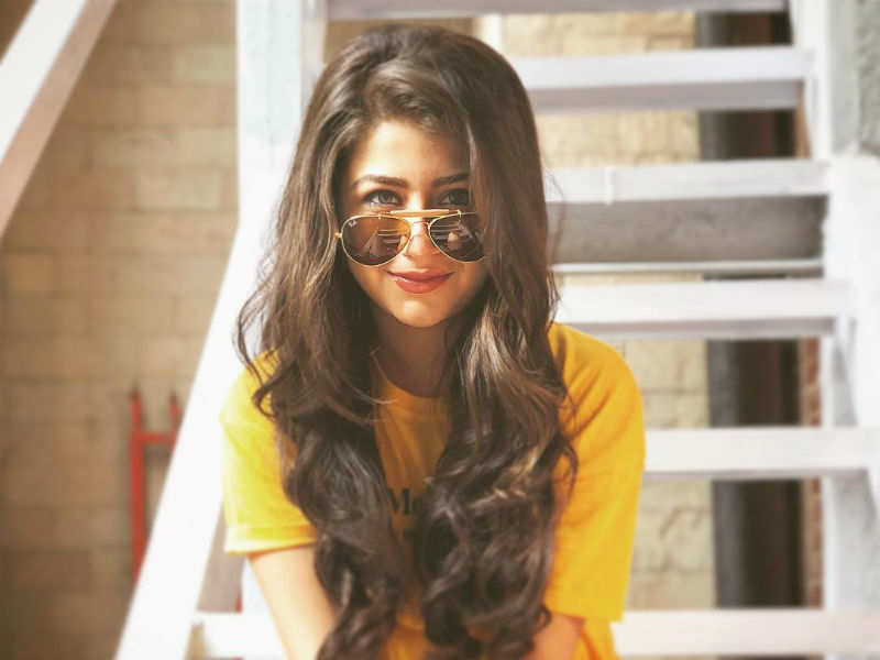 Ye Hai Mohabbatein actress Aditi Bhatia passes her 12th class exams, posts the results